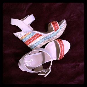 Wedge Shoe sandals